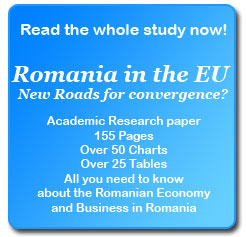 Academic Research paper and Study of the Economy of Romania and Romanian Business