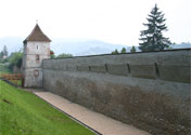 Pictures: Brasov City Wall - Picture Gallery