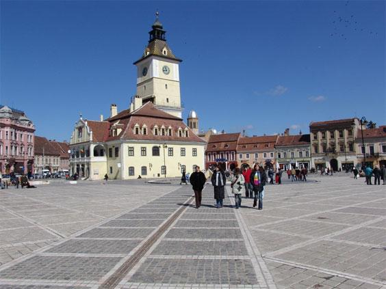 Gallery: Piata Sfatului Brasov - Council Square of Brasov