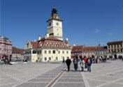 Pictures: Piata Sfatului in Brasov, also Council Square - Image Gallery