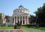 Pictures: Ateneul Roman in Bucharest - Picture Gallery