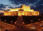 Bucharest pictures: the house of parliament in Bucharest - Image Gallery