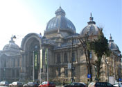 Pictures: CEC Palace in Bucharest - Picture Gallery