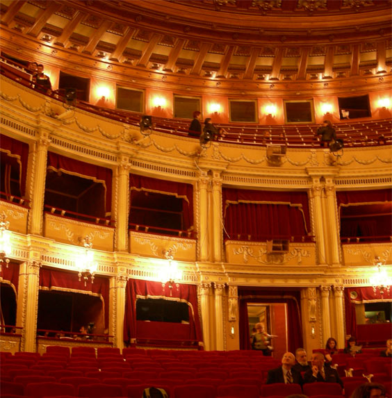 Gallery: National Opera in Bucharest, also: Opera Romana, Bucuresti