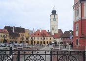 Pictures: Piata Mica in Sibiu - Picture Gallery