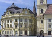 Pictures: Sibiu City Hall - Primaria  - Image Gallery